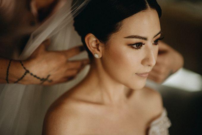 The Wedding Of Steven & Caroline by Hian Tjen - 024