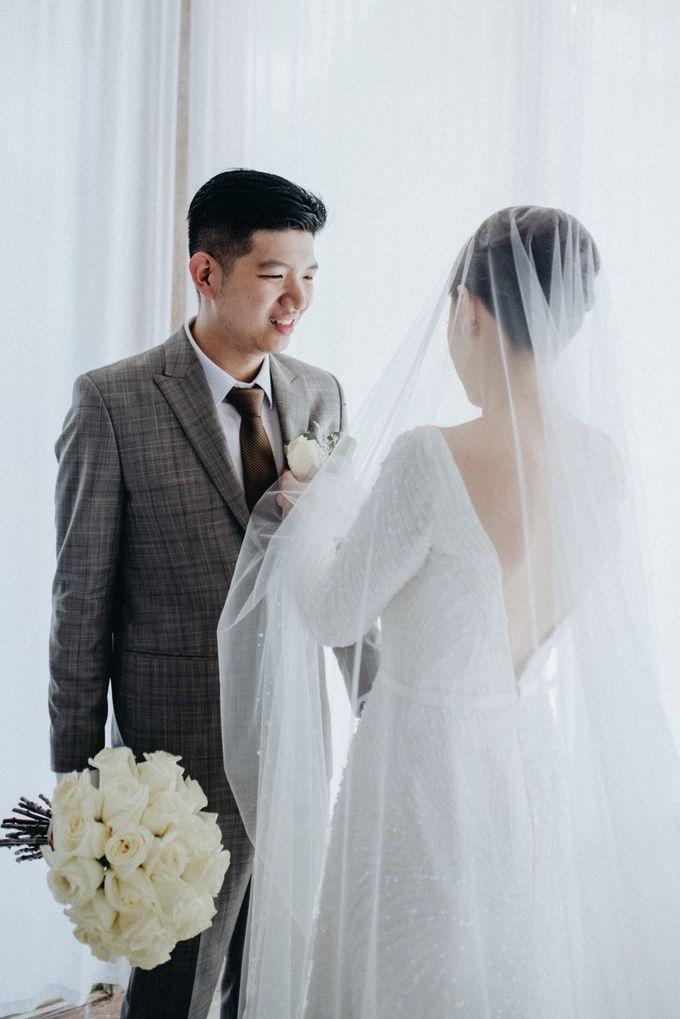 The Wedding Of Steven & Caroline by Hian Tjen - 022