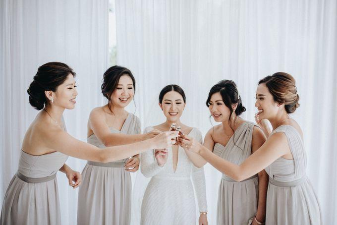 The Wedding Of Steven & Caroline by Hian Tjen - 028