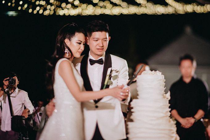 The Wedding Of Steven & Caroline by Hian Tjen - 017