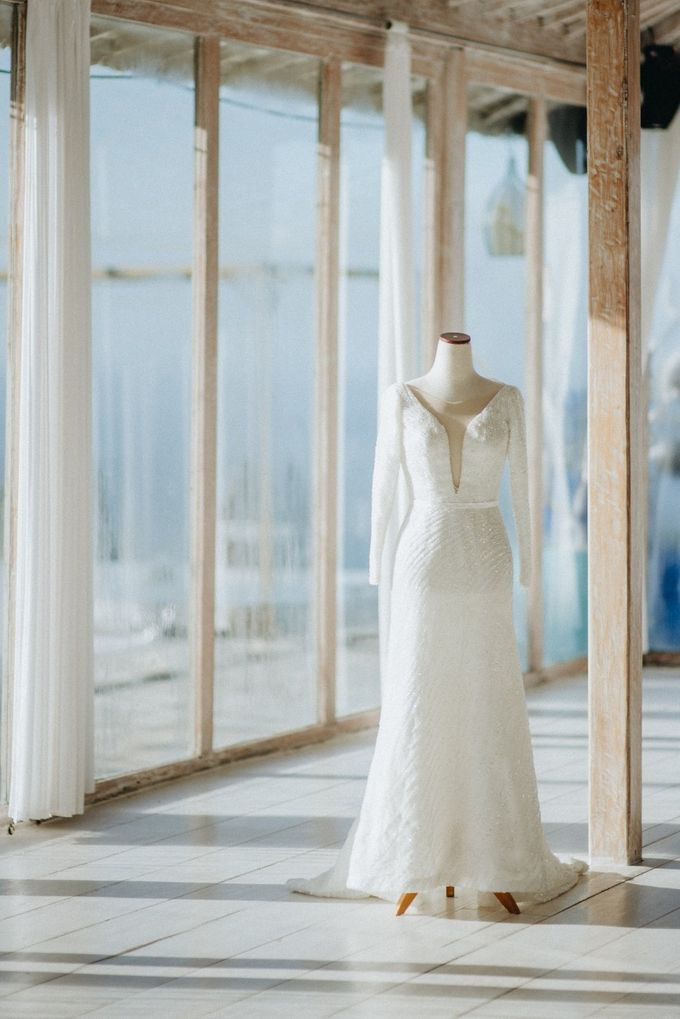 The Wedding Of Steven & Caroline by Hian Tjen - 027