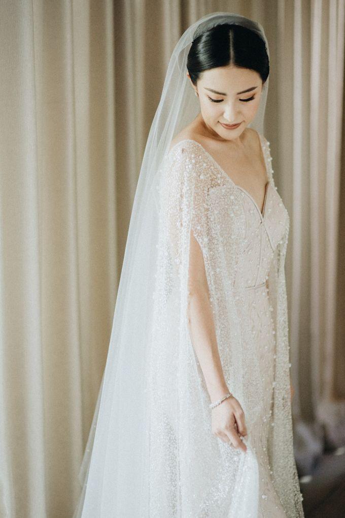The Wedding Of Steven & Caroline by Hian Tjen - 023