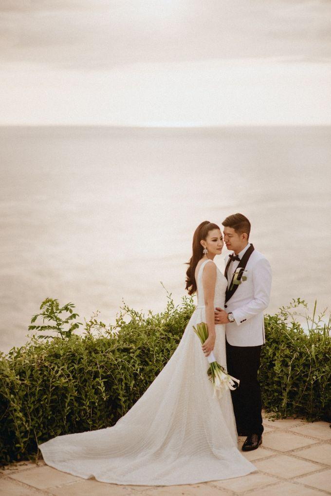 The Wedding Of Steven & Caroline by Hian Tjen - 015