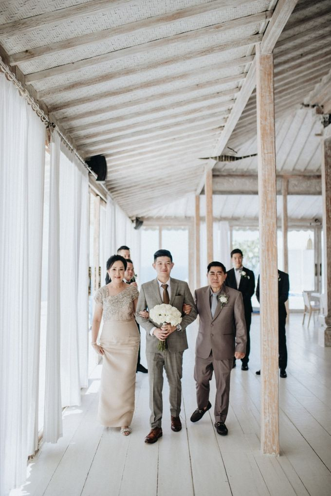 The Wedding Of Steven & Caroline by Hian Tjen - 019
