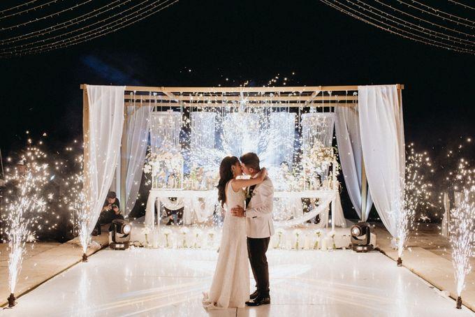 The Wedding Of Steven & Caroline by Hian Tjen - 035