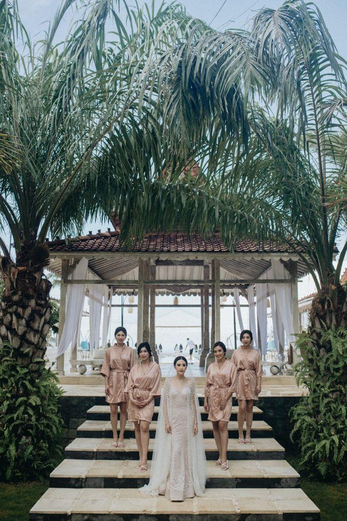 The Wedding Of Steven & Caroline by Hian Tjen - 031