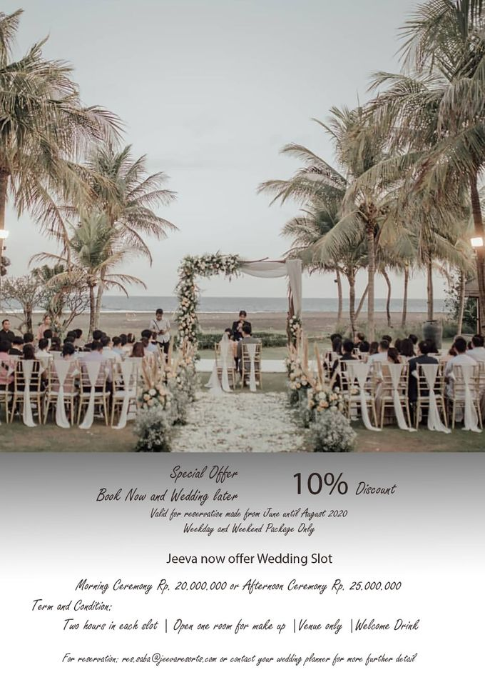 Promotion Package With 10% Discount by Jeeva Resorts - 003
