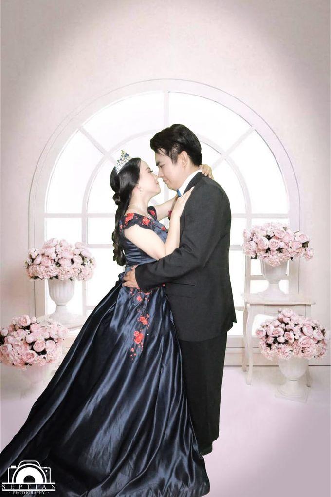 Prewedding Indoor Studio by AMEY CHAN SALON BRIDAL - 006