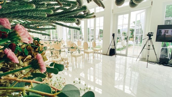 Rachel Theresia & Audy Pratama Engagement Day by Medina Catering - 015