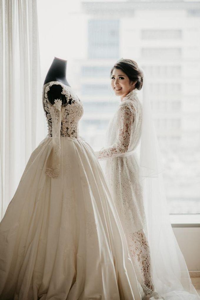 Brandon & Devlyn - Wedding Day by Elina Wang Bridal - 006
