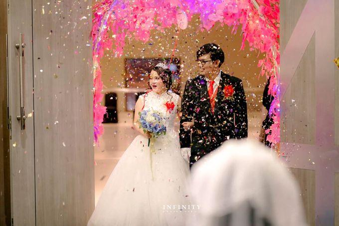 Wedding Mr. Riki & Mrs. Ruth by AMEY CHAN SALON BRIDAL - 001