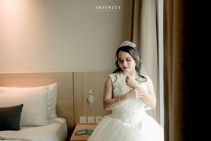 Wedding Mr. Riki & Mrs. Ruth by AMEY CHAN SALON BRIDAL - 002