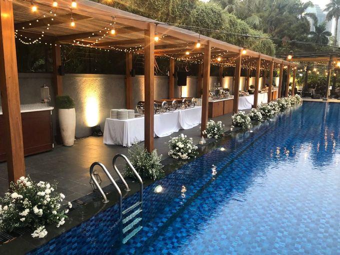 Premium Intimate Wedding at Century Park Hotel by Bright Wedding Jakarta - 007