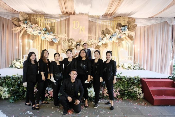 DANIEL + MERRY (THE SPRINGS CLUB, THE LAKE GARDEN) by Pure Organizer - 030
