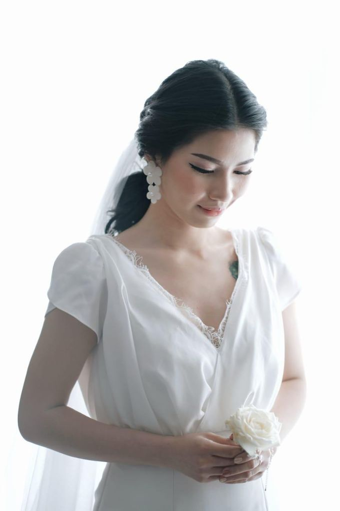 Fransisca Wedding by iLook ( Makeup & Couture ) - 007