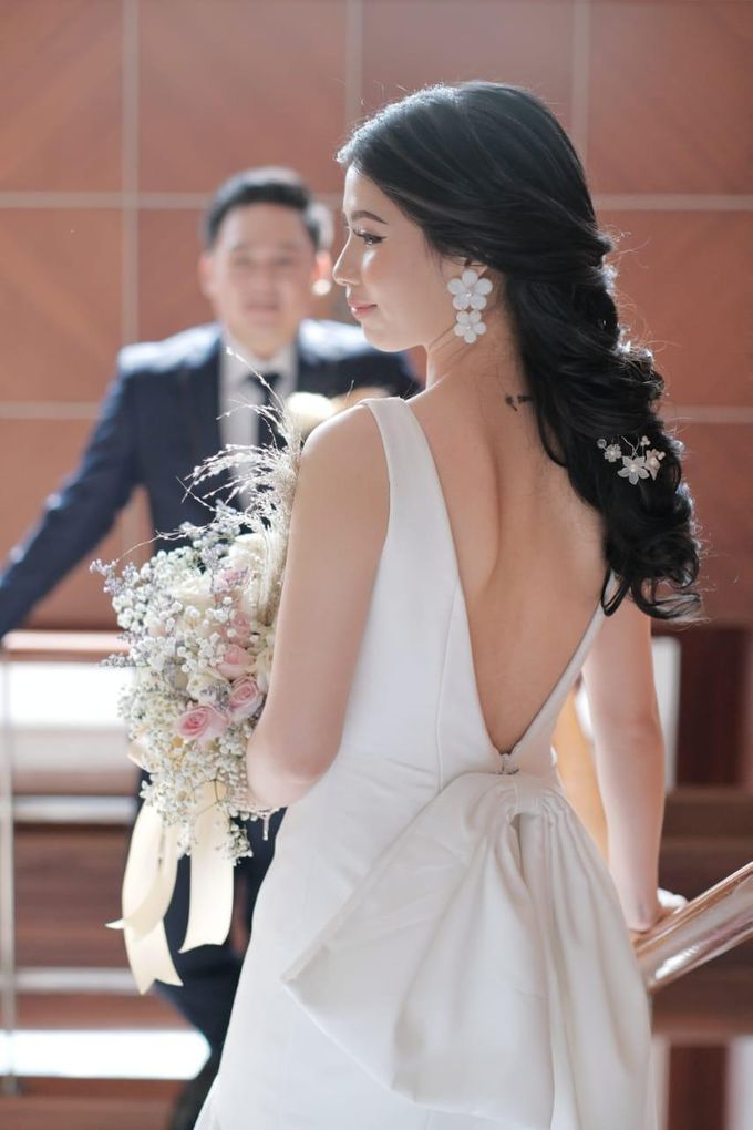Fransisca Wedding by iLook ( Makeup & Couture ) - 011