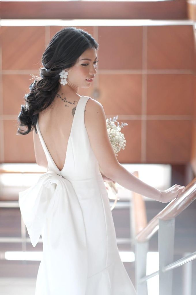 Fransisca Wedding by iLook ( Makeup & Couture ) - 006
