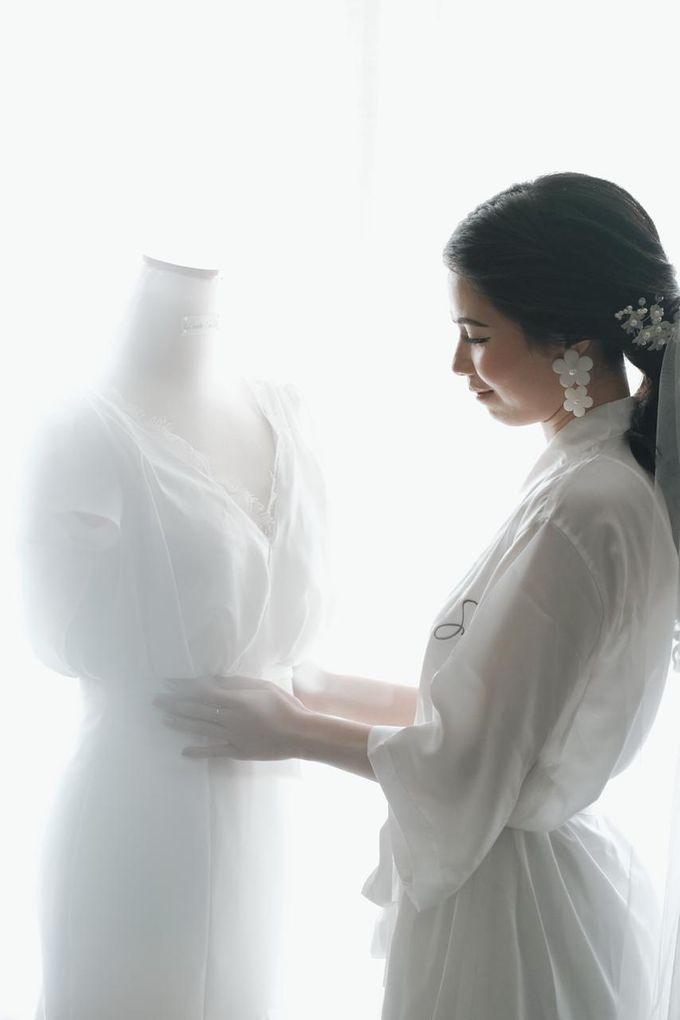 Fransisca Wedding by iLook ( Makeup & Couture ) - 004