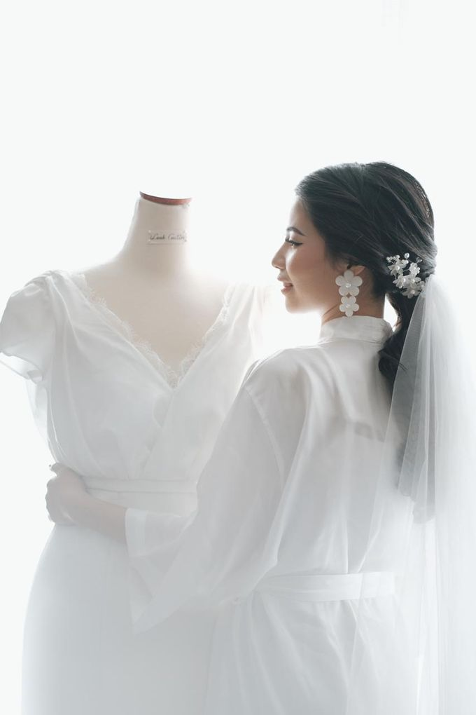 Fransisca Wedding by iLook ( Makeup & Couture ) - 003