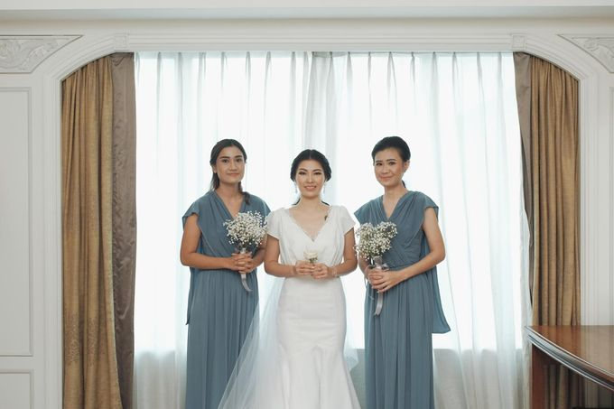 Fransisca Wedding by iLook ( Makeup & Couture ) - 009