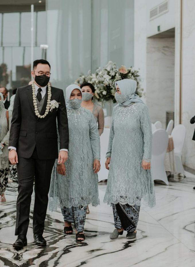 The Wedding Of Laksamana & Zafara by SIMPLY BEST TAILOR - 004