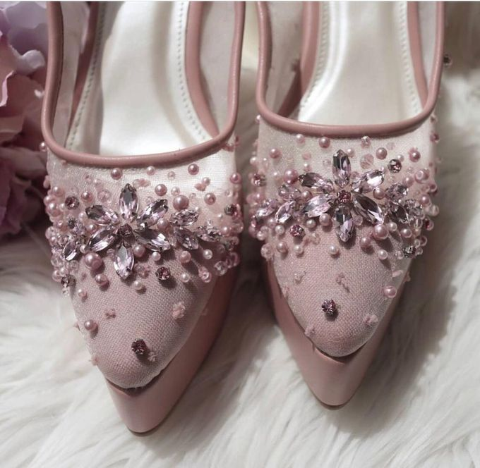 Wedding Shoes by D BRIDE - 023