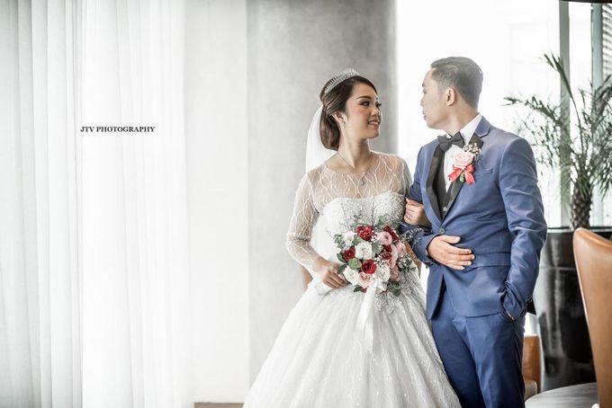 Wedding Of Dera & Marchia by Elina Wang Bridal - 008
