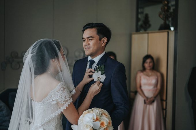 Ezra And Nia Wedding by DESPRO Organizer - 008