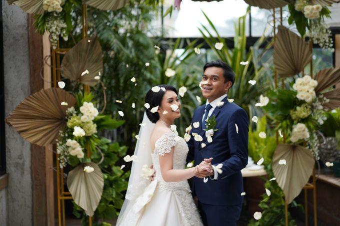 Ezra And Nia Wedding by DESPRO Organizer - 007