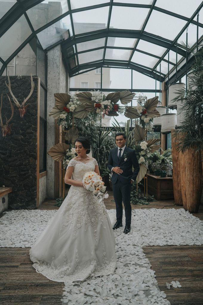 Ezra And Nia Wedding by DESPRO Organizer - 006