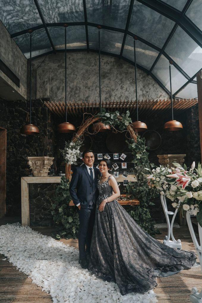 Ezra And Nia Wedding by DESPRO Organizer - 009