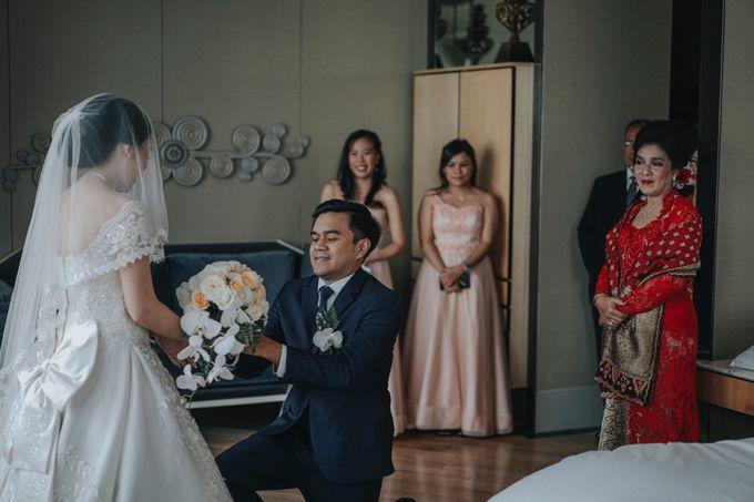 Ezra And Nia Wedding by DESPRO Organizer - 005