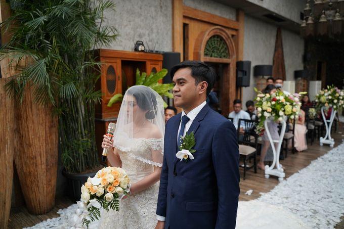 Ezra And Nia Wedding by DESPRO Organizer - 004