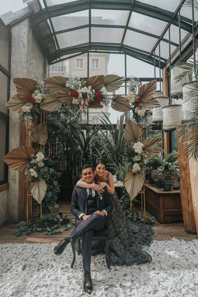 Ezra And Nia Wedding by DESPRO Organizer - 010