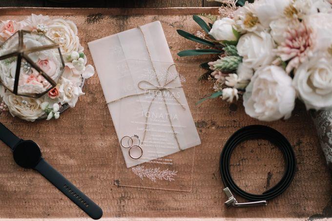 Thomas And Ignatia Wedding by DESPRO Organizer - 005