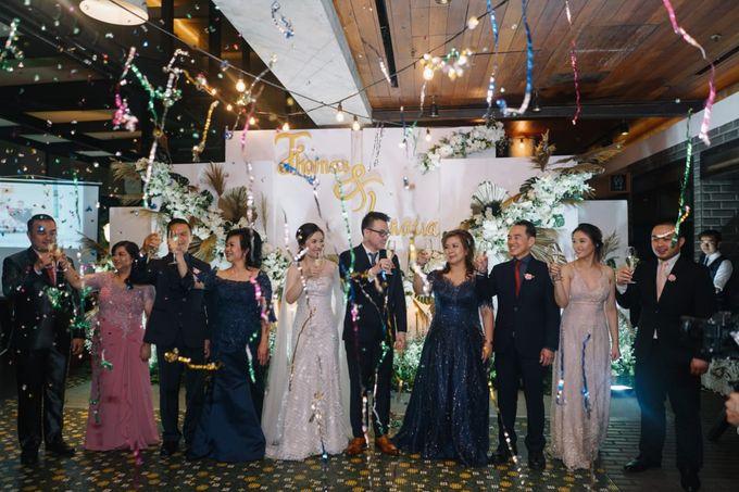 Thomas And Ignatia Wedding by DESPRO Organizer - 003