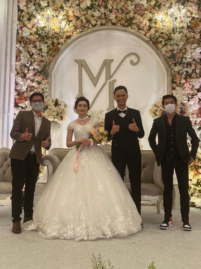 Wedding Reception&Akad Marina & Irfan by DJ Perpi - 002
