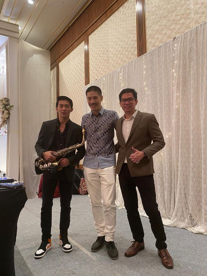 Wedding Reception&Akad Marina & Irfan by DJ Perpi - 007