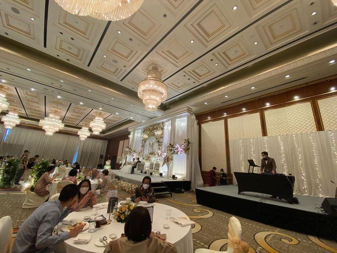 Wedding Reception&Akad Marina & Irfan by DJ Perpi - 001