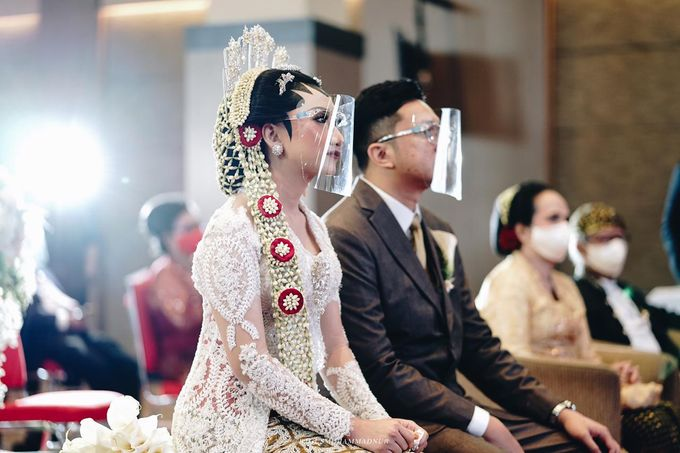 Adityo And Brigitta Wedding by DESPRO Organizer - 003