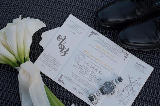 Adityo And Brigitta Wedding by DESPRO Organizer - 010
