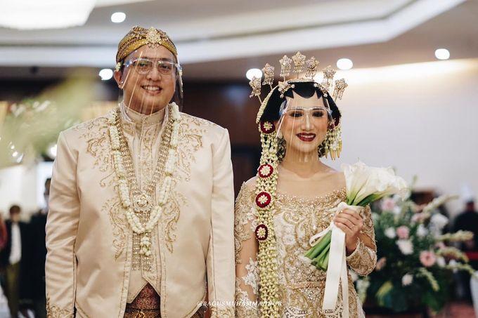 Adityo And Brigitta Wedding by DESPRO Organizer - 008