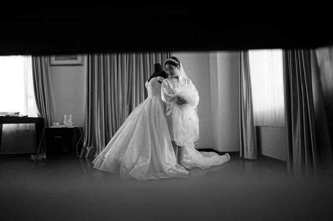 Wedding Of Ricky & Vanessa by Elina Wang Bridal - 007