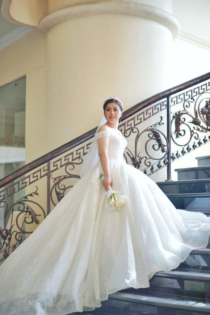 Wedding Of Ricky & Vanessa by Elina Wang Bridal - 010