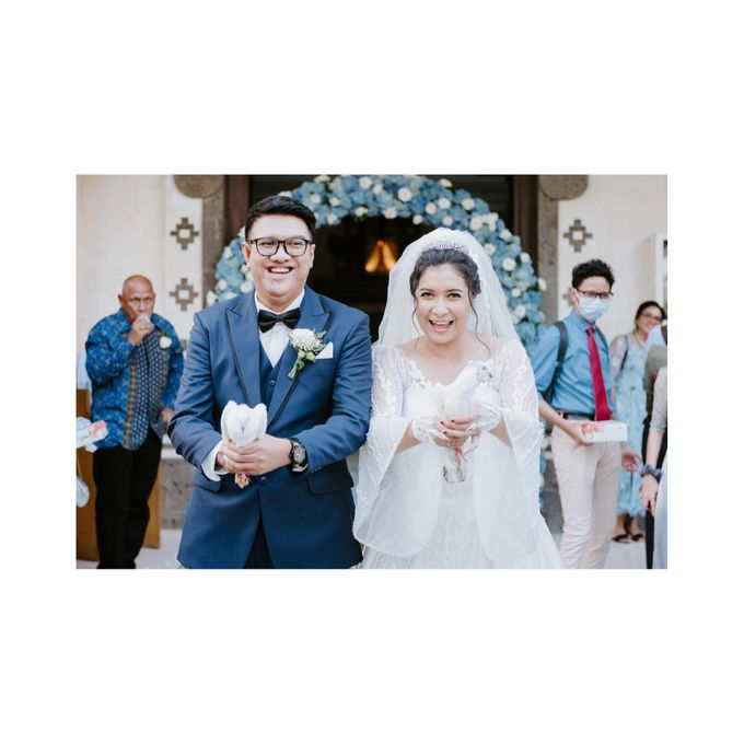 Happy wedding day Fanny & Willy by D BRIDE - 003