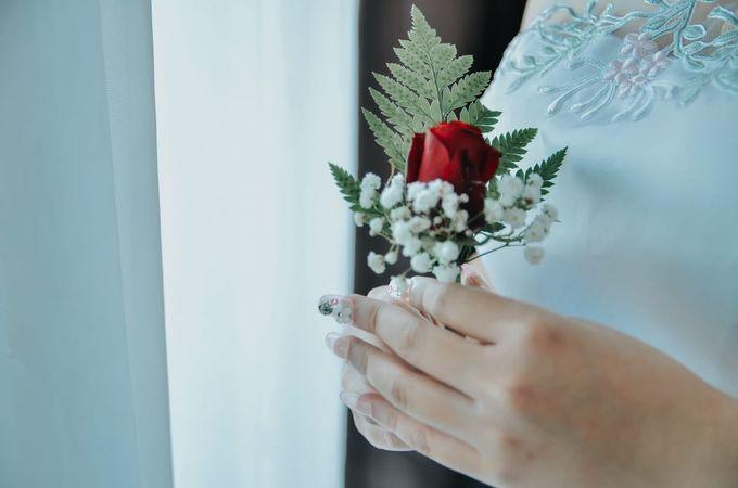 Holy Matrimony Makeup for Katarina by Nike Makeup & Hairdo - 007