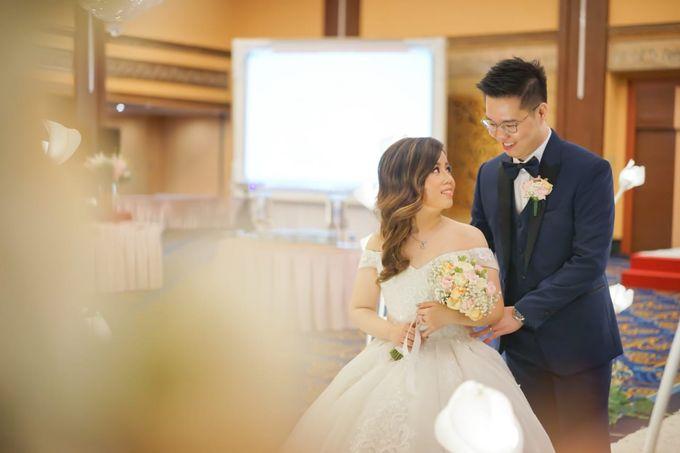 Wedding Of Ricky & Vanessa by Elina Wang Bridal - 003