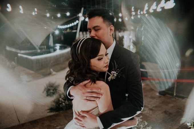 Sergio & Maria's Wedding by Cloche Atelier - 013