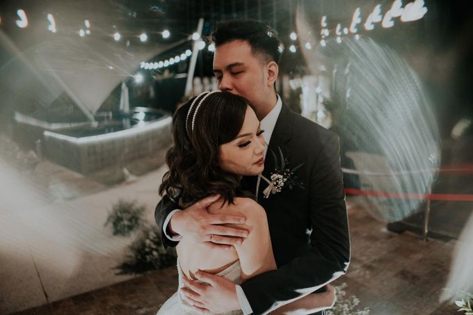 Sergio & Maria's Wedding by Cloche Atelier - 011