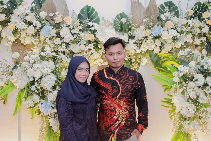 The Engagement Suci & Irvan by ARL Decoration - 002